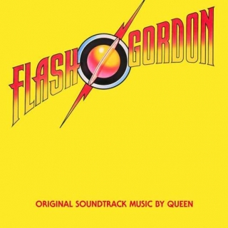 vinyl LP QUEEN Flash Gordon (2015)