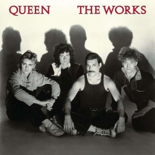 vinyl LP QUEEN Works (2015)