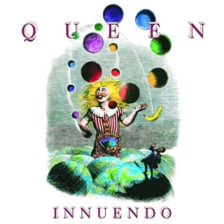 vinyl 2LP QUEEN Innuendo (2015)