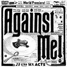 vinyl 3LP AGAINST ME! 23 Live Sex Acts