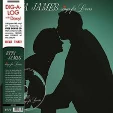 vinyl LP ETTA JAMES Sings For Lovers