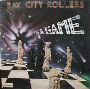 vinyl LP BAY CITY ROLLERS It´s a Game