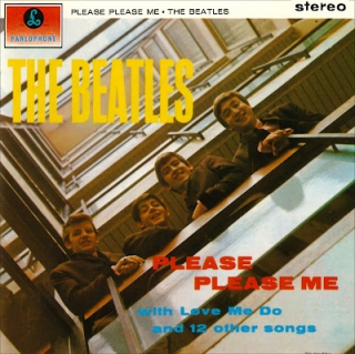 vinyl LP BEATLES,THE - Please Please Me