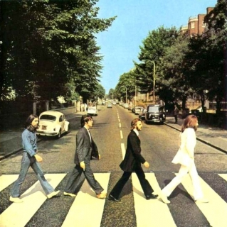 vinyl LP THE BEATLES Abbey Road