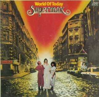 vinyl LP SUPERMAX World Of Today