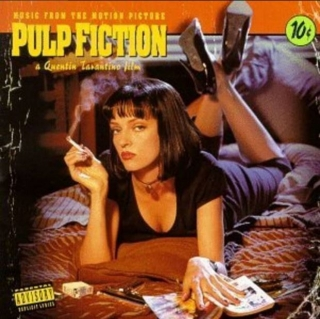 vinyl LP Pulp Fiction (2015) (O.S.T)