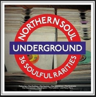vinyl 2LP NORTHERN SOUL 36 Soulfull Rarities