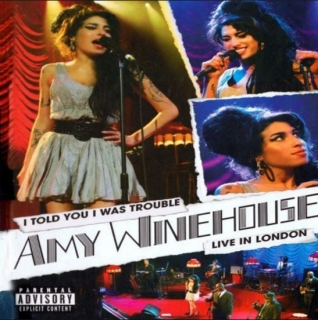 vinyl 2LP AMY WINEHOUSE I Told You I Was Trouble (live in London)