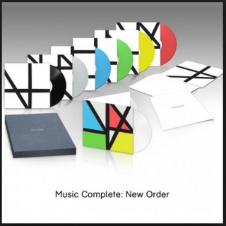 vinyl box set LP NEW ORDER Music Complete