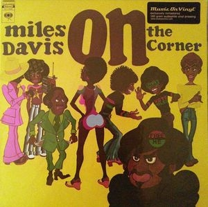 vinyl LP MILES DAVIS On The Corner