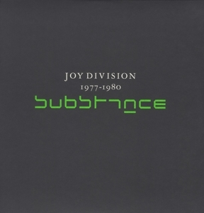 vinyl 2LP JOY DIVISION Substance