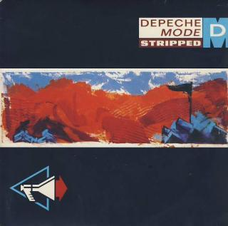 "vinyl 7""SP DEPECHE MODE - Stripped"