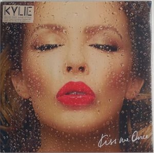 vinyl 2LP KYLIE MINOGUE Kiss Me Once