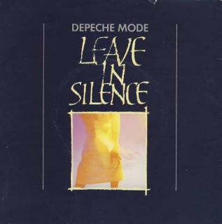 "vinyl 7""SP DEPECHE MODE - Leave In Silence"