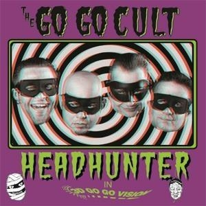 vinyl LP GO GO CULT Head Hunter