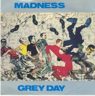 "7""SP MADNESS - Grey day"