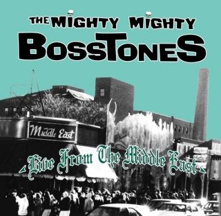 vinyl 2LP MIGHTY MIGHTY BOSSTONES Live At Middle East