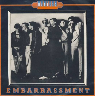 "7""SP MADNESS - Embarrassment"