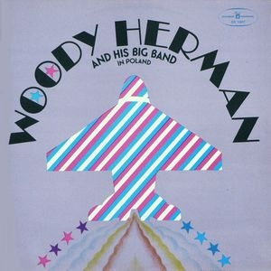 vinyl LP WOODY HERMAN AND HIS BIG BAND In Poland