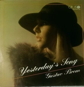 vinyl LP GUSTAV BROM Yesterday´s Song