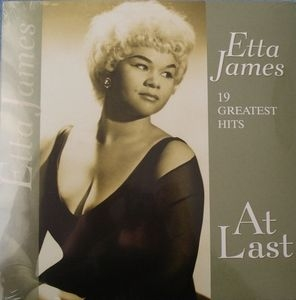 vinyl LP ETTA JAMES 19 Greatest Hits At Last