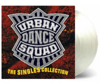 vinyl 2LP URBAN DANCE SQUAD The Singles Collection