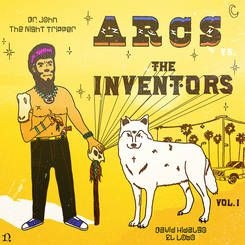 "vinyl 10""SP ARCS Arcs vs. Inventors vol.1"