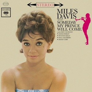 vinyl LP MILES DAVIS Someday My Prince Wil Come