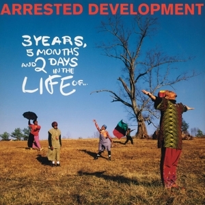vinyl LP ARRESTED DEVELOPMENT 3 Years, 5 Months, 2 Days In Life Of...