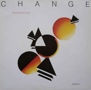 vinyl LP CHANGE The Glow Of Love