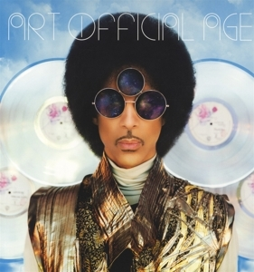 vinyl LP PRINCE Art Official Age
