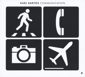 vinyl LP KARL BARTOS Communication