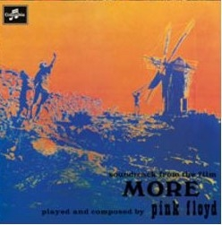 vinyl LP PINK FLOYD More