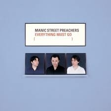 CD  MANIC STREET PREACHERS – Everything Must Go