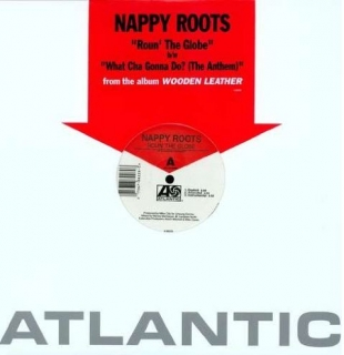 "vinyl 12""maxi SP NAPPY ROOTS Roun´The Globe"
