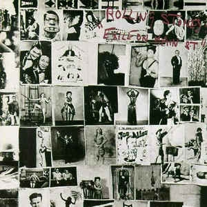 vinyl 2LP THE ROLLING STONES Exile On Main Street