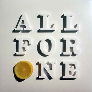 "vinyl 7"" SP THE STONE ROSES All For One"