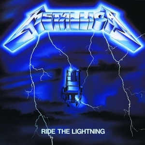 vinyl LP METALLICA Ride the Lightning