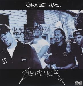vinyl 3LP METALLICA Garage Inc.