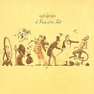 vinyl LP GENESIS A Trick Of A Tail