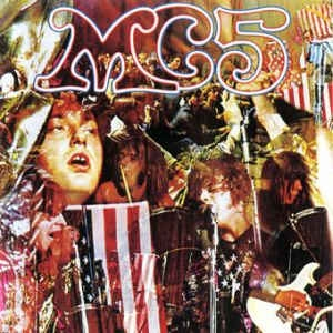 vinyl LP MC5 Kick Out The Jams