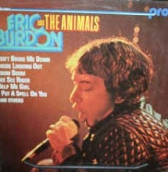 vinyl LP ERIC BURDON And THE ANIMALS Profile