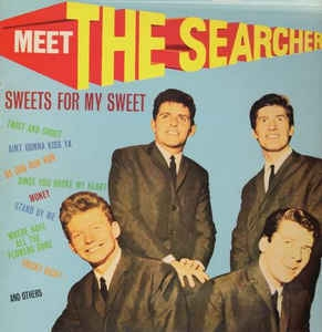 vinyl LP THE SEARCHERS Meet The Searchers