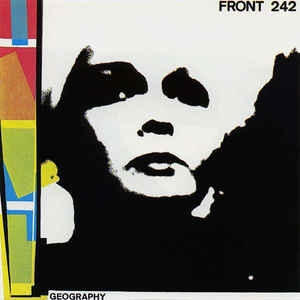 vinyl LP FRONT 242 Geography