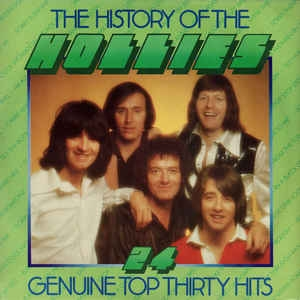 vinyl 2LP THE HOLLIES The History Of The Hollies - 24 Genuine Top Thirty Hits