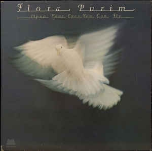 vinyl LP FLORA PURIM Open Your Eyes You Can Fly