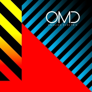 vinyl LP O.M.D - English Electric
