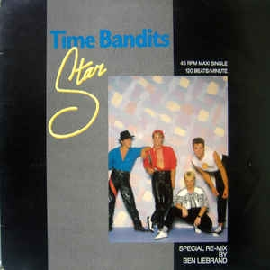 "vinyl 12"" maxi SP TIME BANDITS Star"