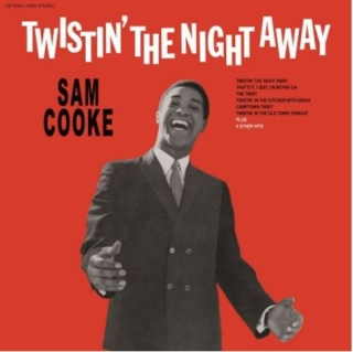 vinyl LP SAM COOKE Twistin´The Night Away