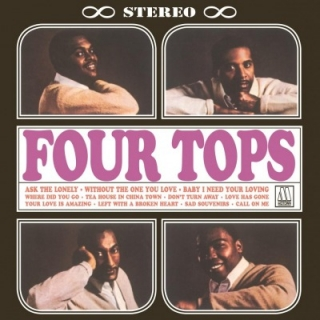vinyl LP FOUR TOPS Four Tops